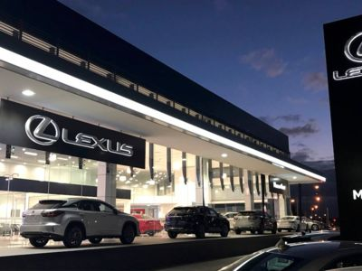 Clintons Toyota and Lexus of Macarthur, Gregory Hills