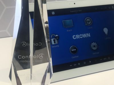 Control4 Awards - Best Innovation